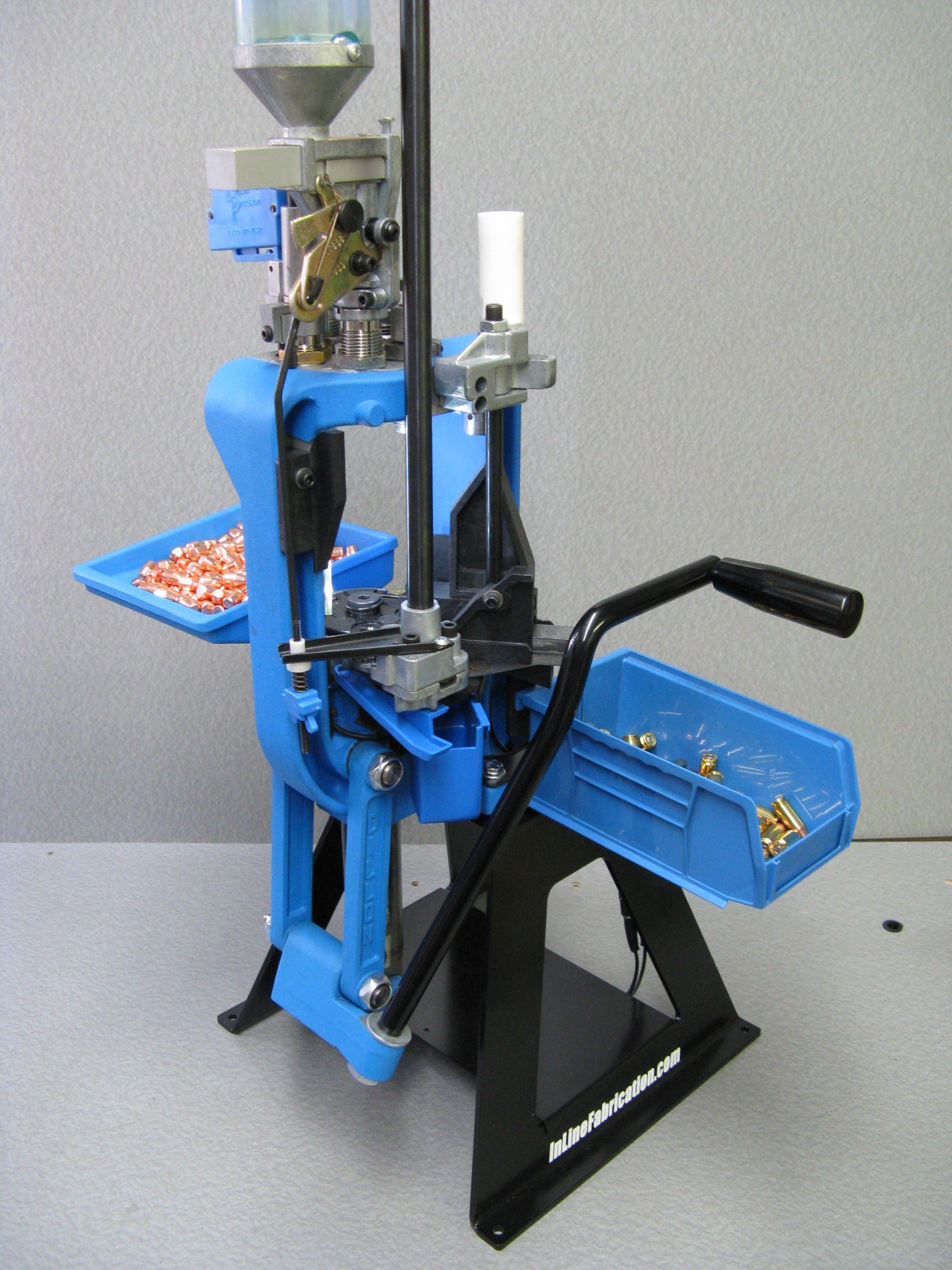 Ultramount press riser system for the Dillon XL 650 / 750