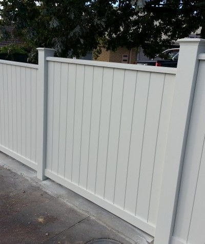 Villa And Custom Fences Easyfences Co Nz Landscaping Around