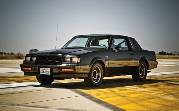 Fastest American Made Production Car Buick Gr National For