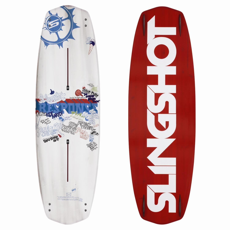 Slingshot Response Wakeboard 2014 Wakeboarding Slingshot Surfboard