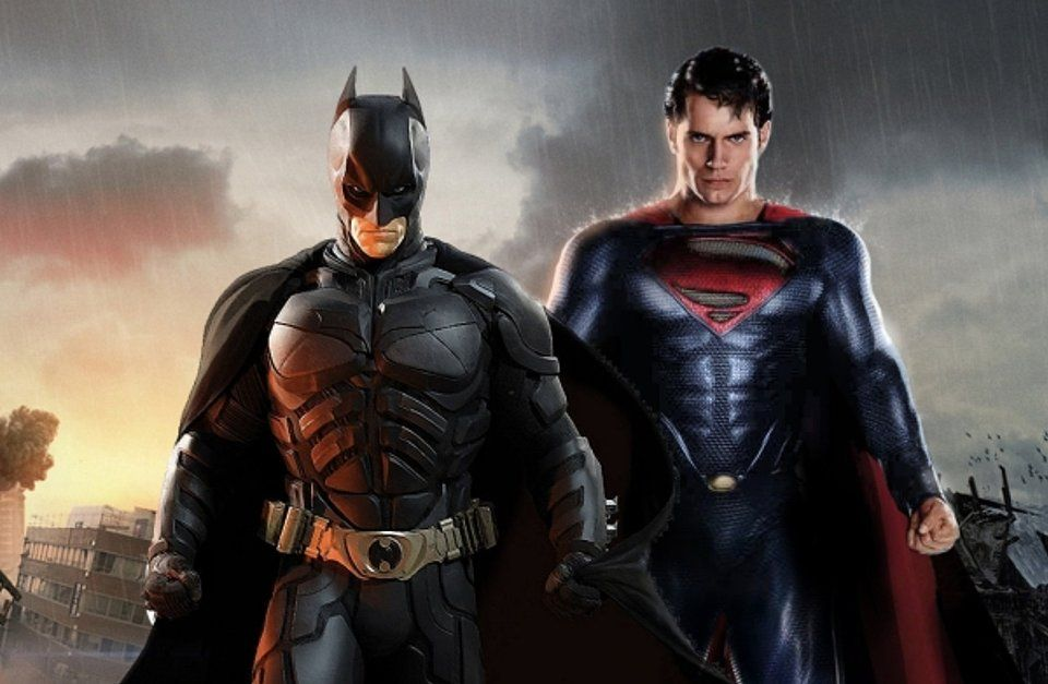 Batman v Superman: Dawn of Justice! Just saw this today and I'm already geeking out. I'm not too sure how I feel about Ben as Batman though. I suppose I'm cautiously open to the idea. #BatmanvSuperman