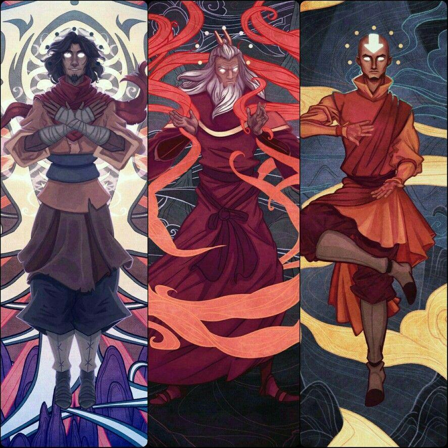 Avatar Ang: Avatar The Last Airbender