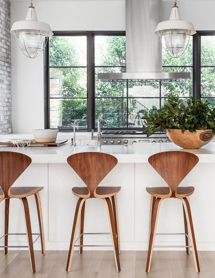 Best Get The Look Bright Modern Kitchen Mediterranean Home 400 x 300
