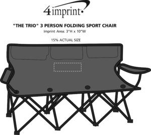 Ordinaire 2 Person Folding Chair With Cooler