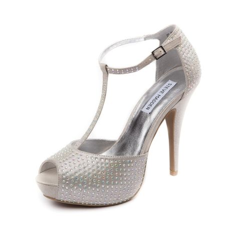 b861ec36576 Shop for Womens Steve Madden Maggie Heel in Silver at Shi by Journeys. Shop  today for the hottest brands in womens shoes at Journeys.com.
