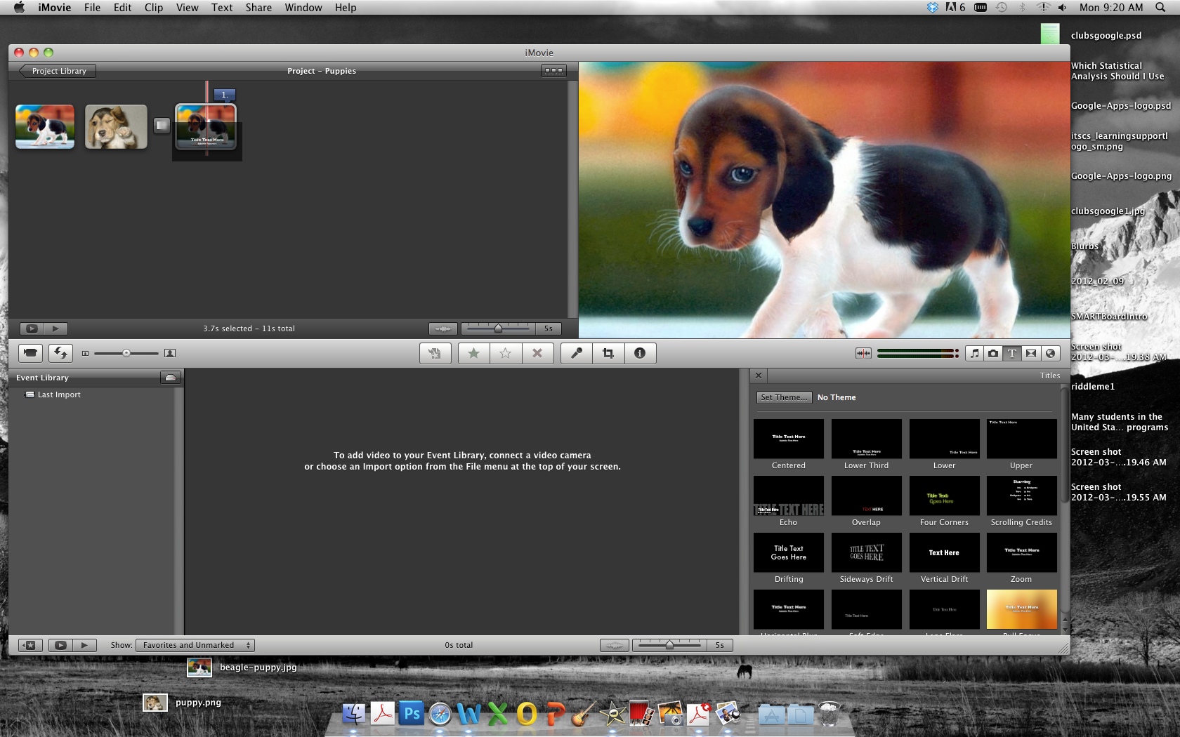 Tips On Adding Subtitles In Imovie 11 10 9 8 Subtitled Ads 10 Things