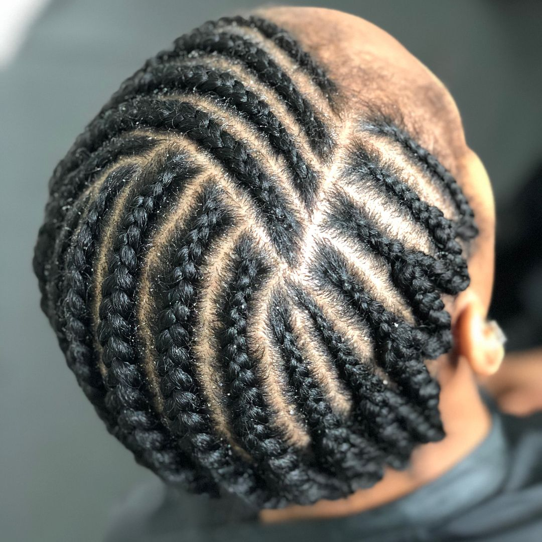 Ladies It Is Important To Care For Your Naturalhair Underneath Your Wigs Weaves Braids In Orde Sew In Braids Braids With Weave Natural Hair Perm Rods