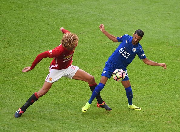 Leicester City Vs Manchester United Pictures and Photos ...