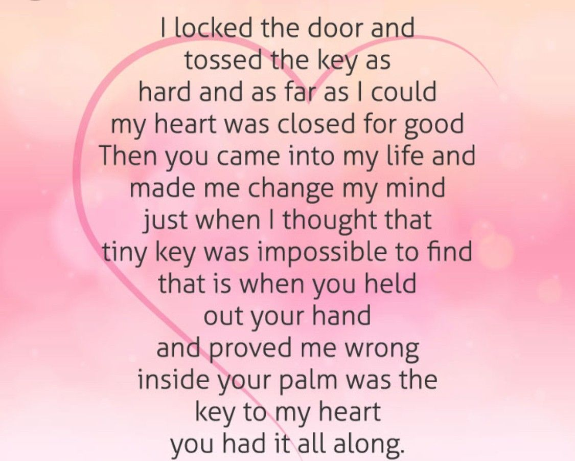 Key doors to never lose the key to your heart