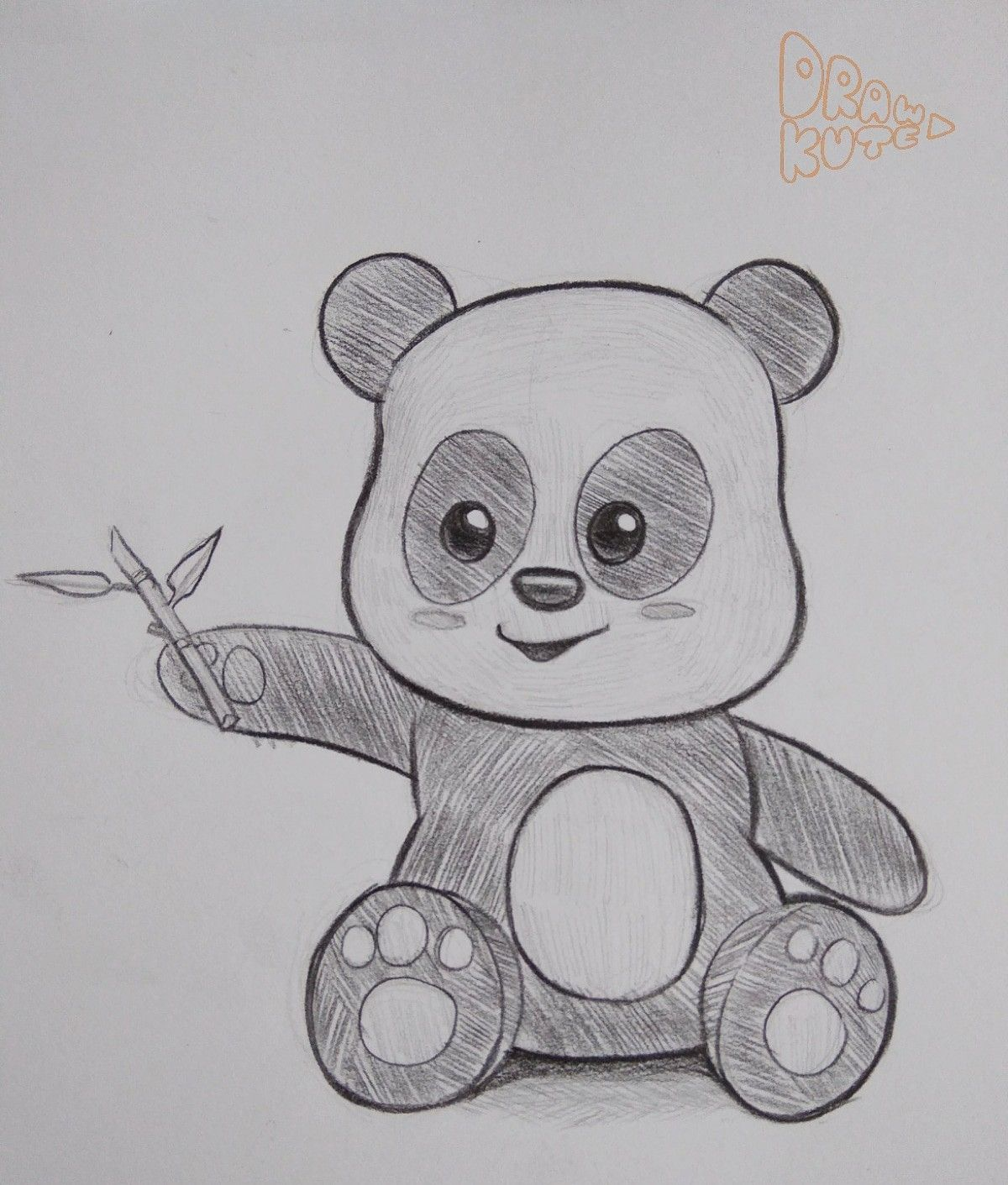 Pin By Draw Kute On Cute Animals Drawing Cute Animals Animal