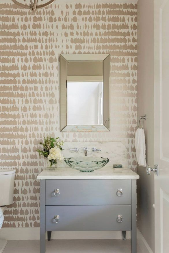 59 Phenomenal Powder Room Ideas & Half Bath Designs
