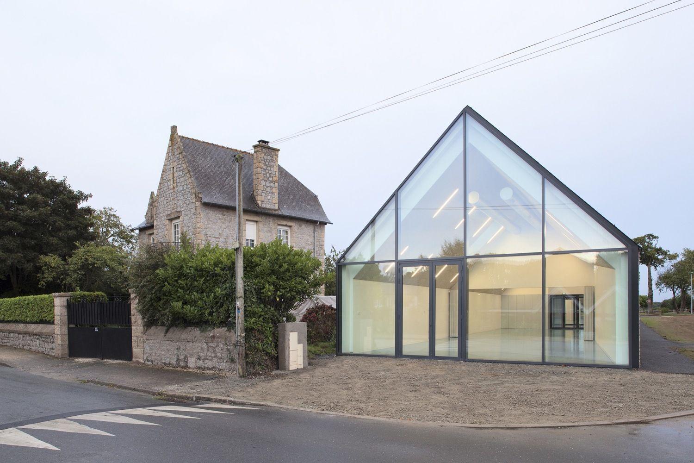 Kleines haus außendesign gallery of associative and extracurricular space  atelier s