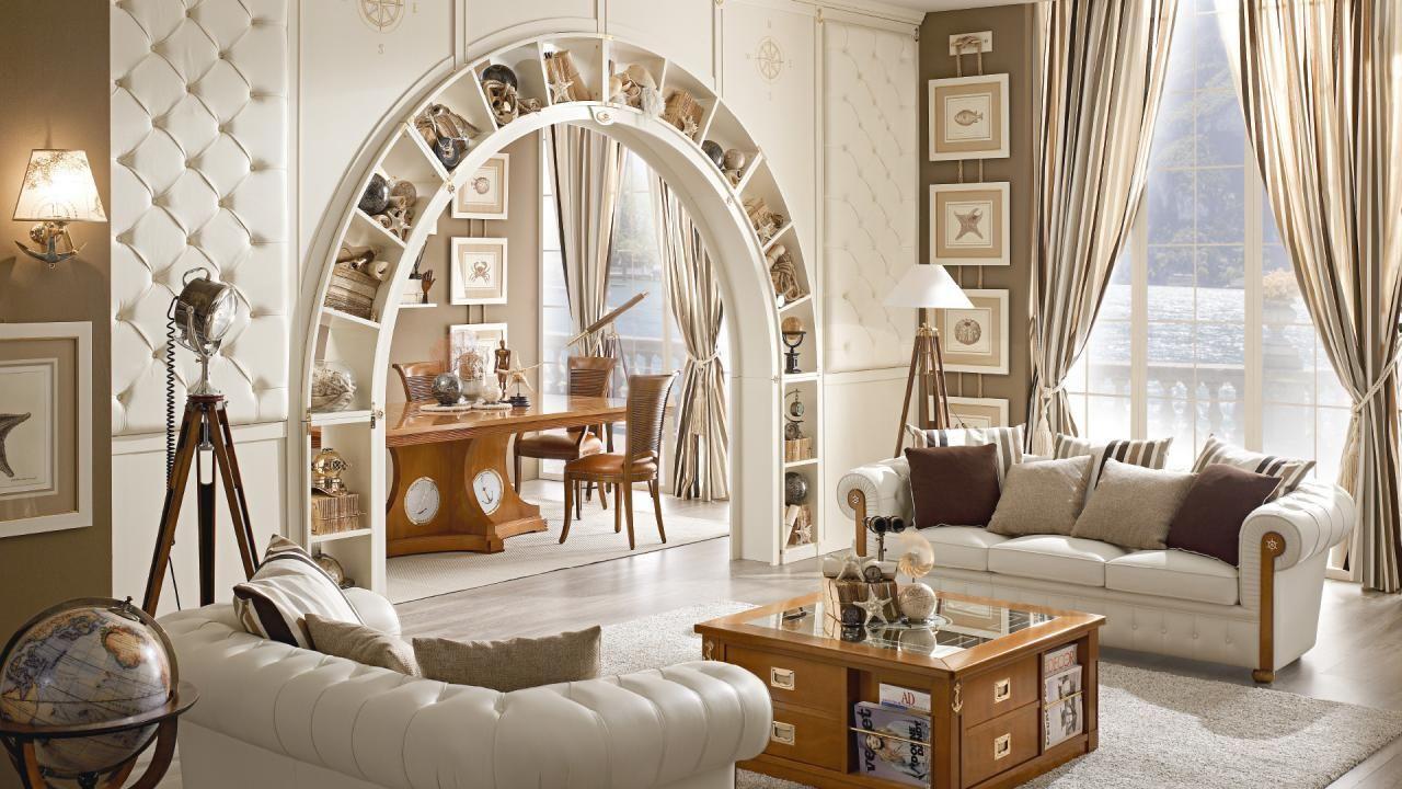 Parete Divisoria Libreria : Parete divisoria con libreria bifacciale arkata living room