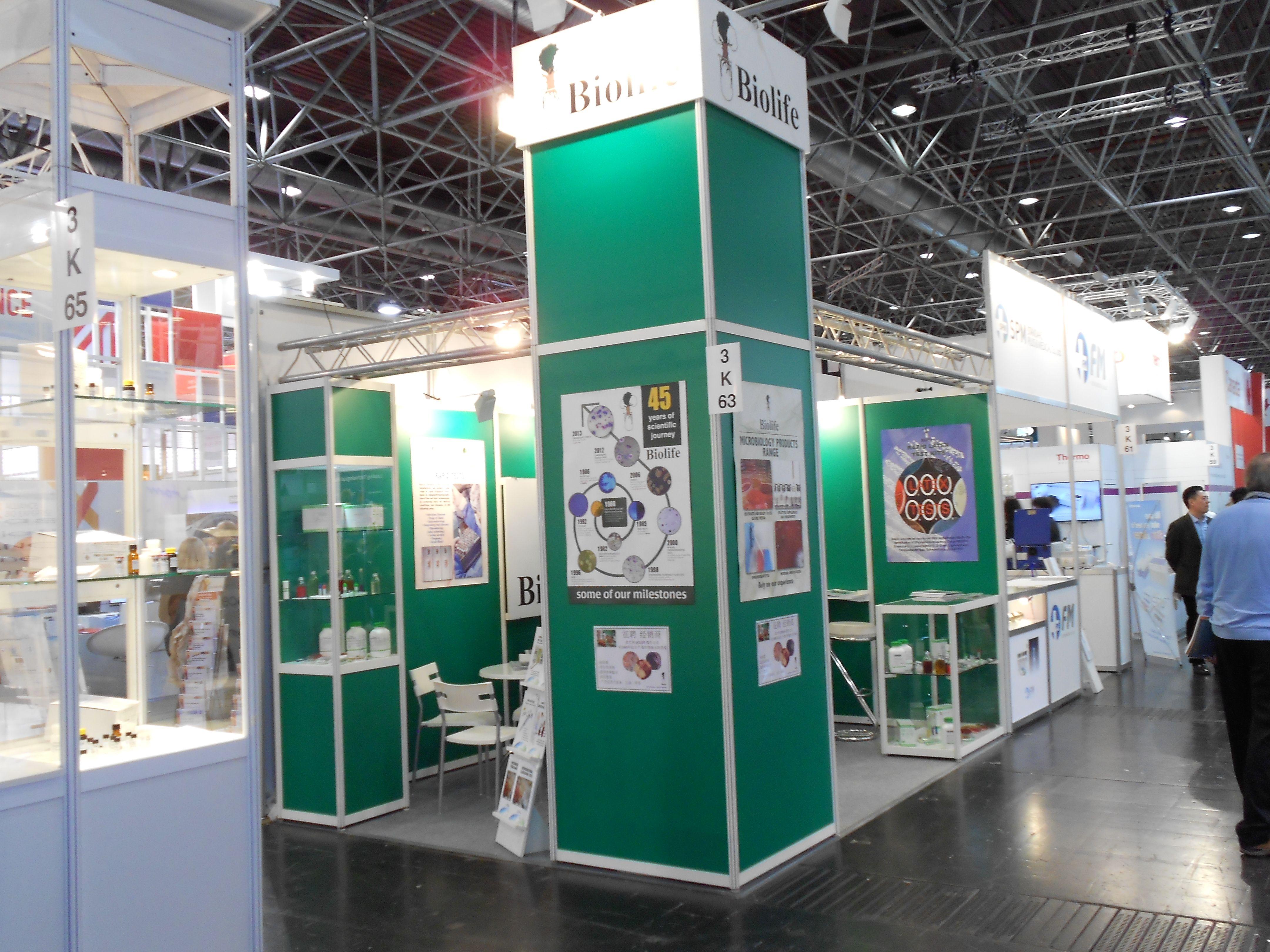 MEDICA - Messe Düsseldorf. BIOLIFE. Ricerca, analisi, promozione e ...