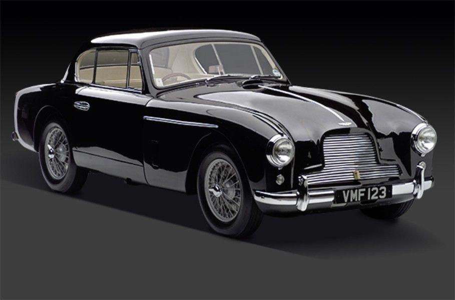 Aston Martin DB2 Vintage Cars (909×600)
