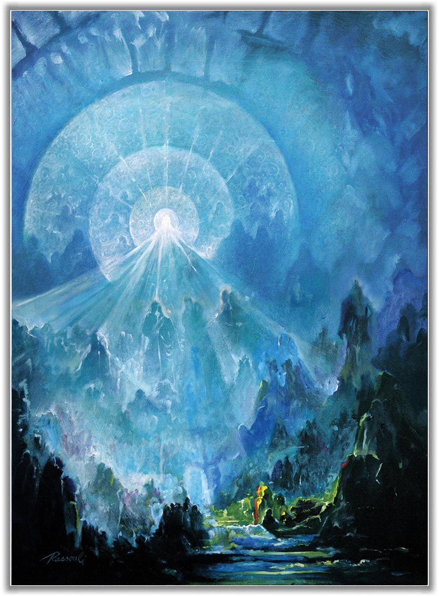 мистическая картина мира кратко суд представлено