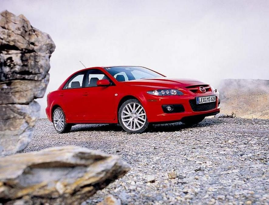 Mazda 6 MPS review pictures, specifications, 060 times