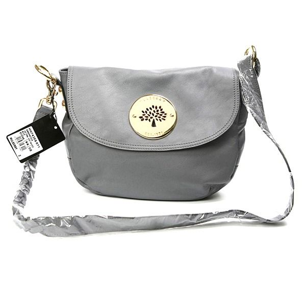 ... free shipping buy mulberry daria leather satchel bags gray 177.30 9e181  3bb98 8b68c5bd9288b
