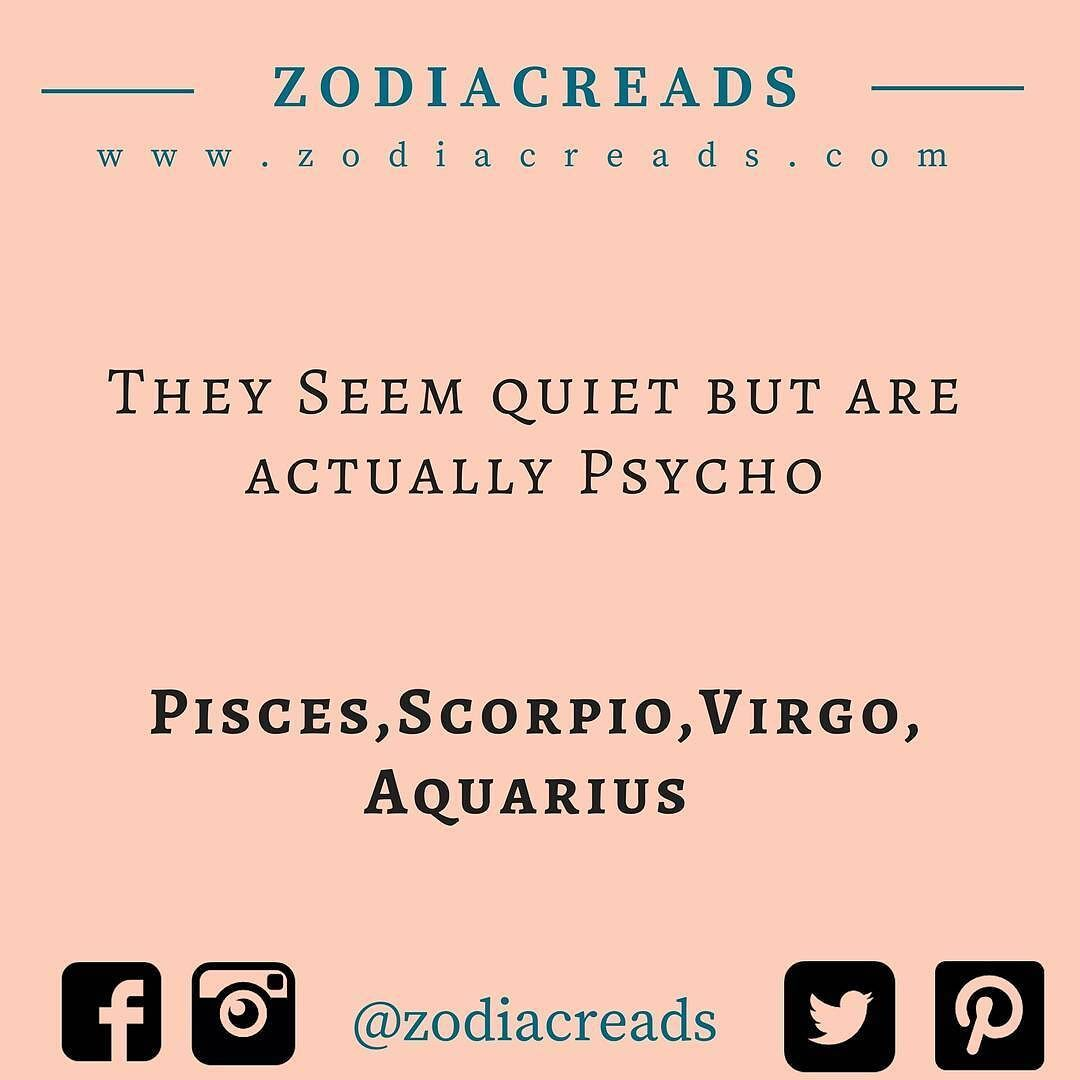 Psycho? Ha! No   JUST DON'T fk with my feelings  | Scorpio | Zodiac