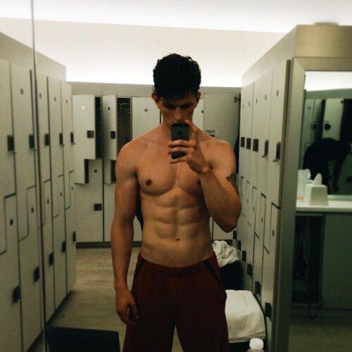 Gay shower locker room gym clips