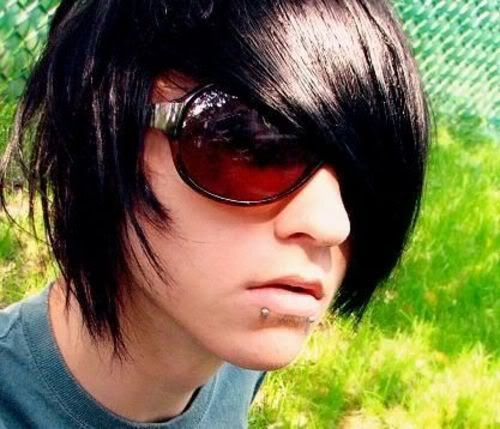 Men Emo Hairstyles Mens Haircuts And Hairstyles Pinterest - Emo boy hairstyle images