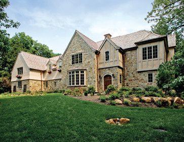 Beaumont - traditional - exterior - philadelphia - by Janiczek Homes