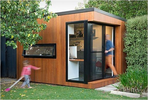 Prefab Backyard Offices By Australian Company Inoutside2