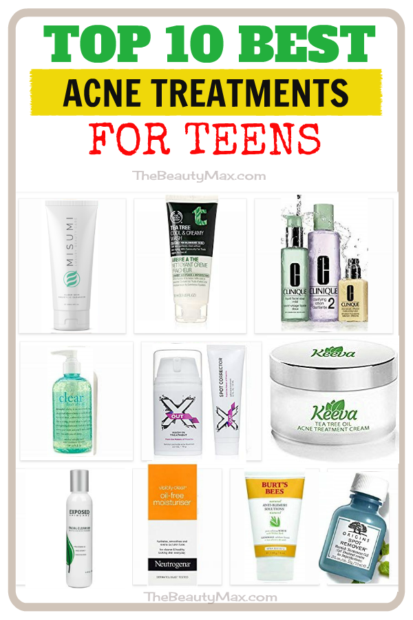 The Most Comprehensive Updated List Of The Best Acne Treatments For Teens Boys Girls Easily Discover The Acne Treatment Best Acne Treatment Teenage Acne