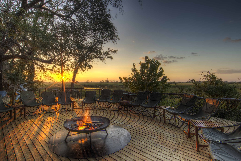 Okuti Moremi Game Reserve Botswana Safari Botswana