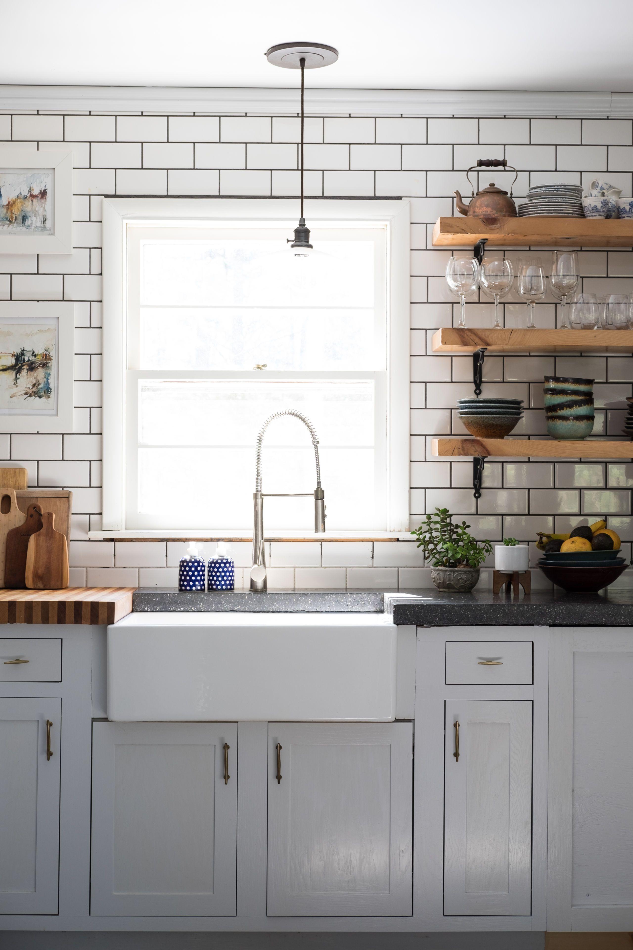 Küchendesign grau und weiß made of cloth textiles kitchen   kitchendesign  pinterest