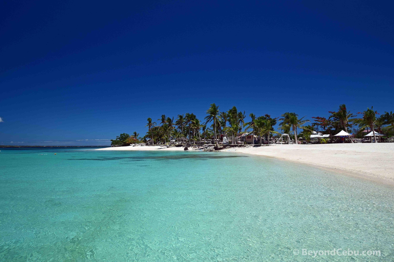 virgin island bantayan cebu top tourist spots in cebu