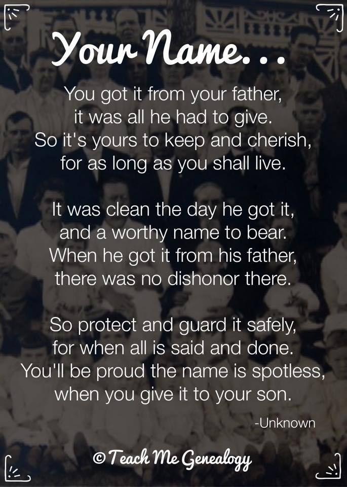 Teach Me Genealogy Family history quotes, Genealogy