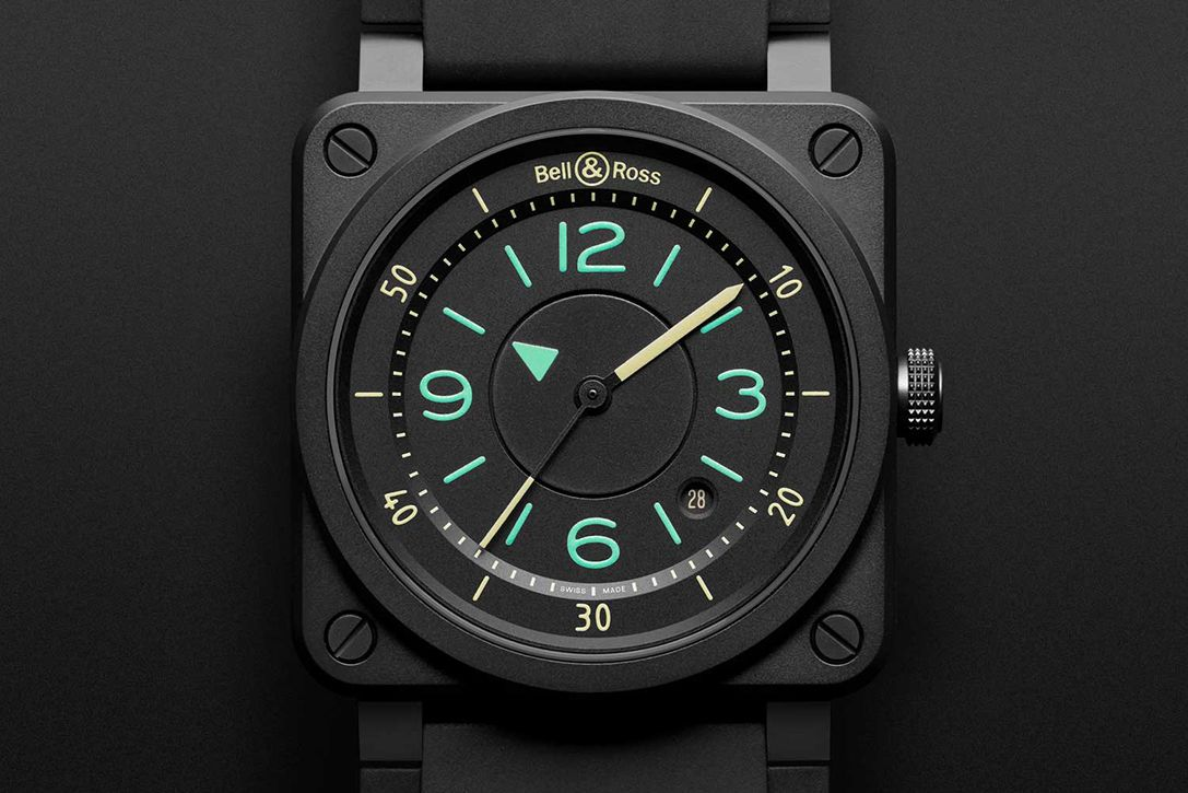 Bell & Ross BR 0392 Watch HiConsumption