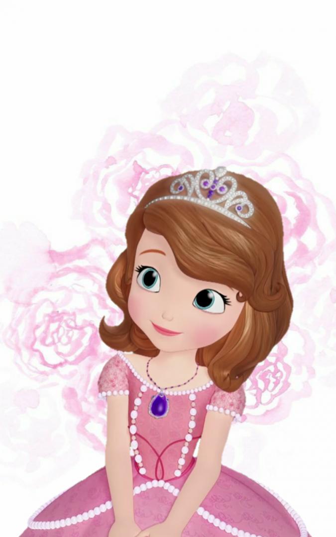 Foto Sofia | Детские раскраски, Принцессы, Обои