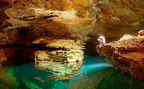 Las Cuevas de Bellamar, Varadero Beach, Cuba                                                                                                                                                                                 Más