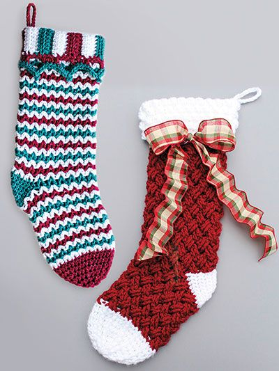 Crochet Patterns For Christmas Stockings Crochet And Crochet Mesmerizing Free Crochet Christmas Stocking Patterns