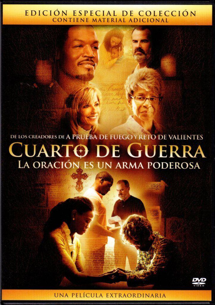 Cuarto De Guerra War Room DVD Pelicula Cristiana Espanol | Wallpaper ...