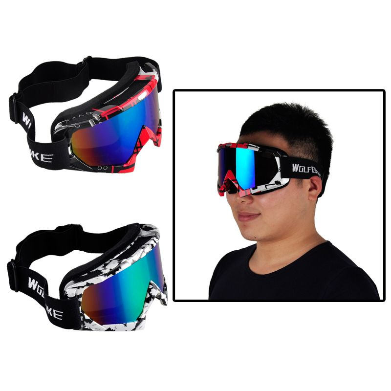 9b04479afb Aliexpress.com   Buy WOSAWE UV400 Protection Ski Cycling Goggles Outdoor  Sports Snowboarding Skate Goggles Snow Skiing Sun Glasses Eyewear from  Reliable ...