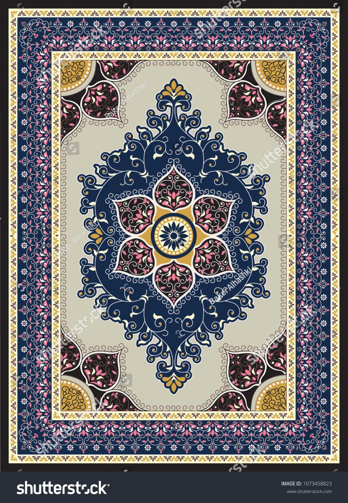 Carpet Rugs Oriental Turkish Persian
