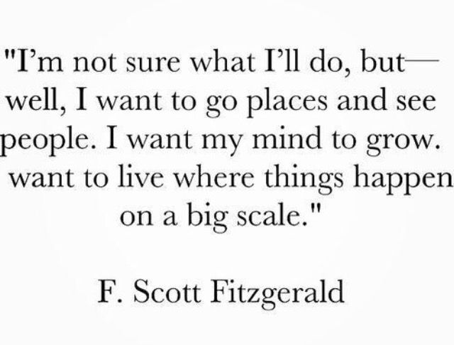 Explore Scott Fitzgerald Quotes, Teen Quotes And More!