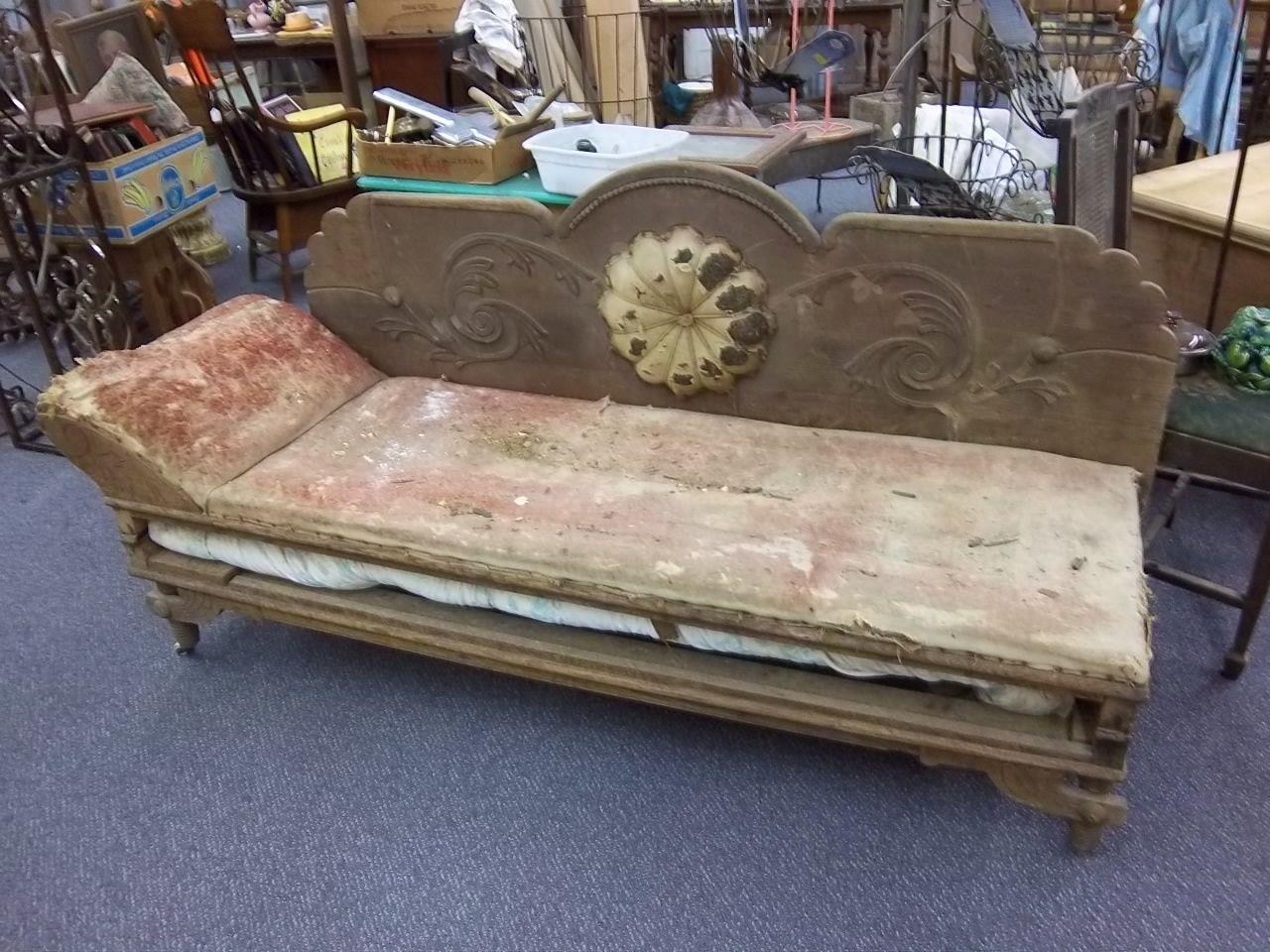 Cool Expo Flea Market Victorian Fainting Sofa Hide A Bed Early Camellatalisay Diy Chair Ideas Camellatalisaycom