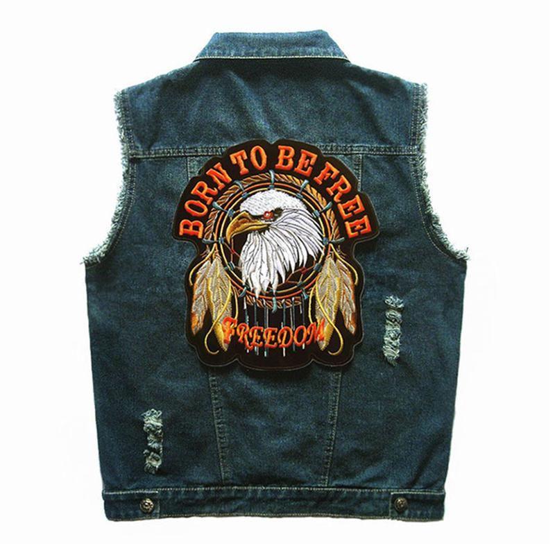 Herobiker Moto Rider Gilet Classique Vintage Motorcycke Veste Hommes Sleeveless Jacket Jackets Motorcycle Outfit