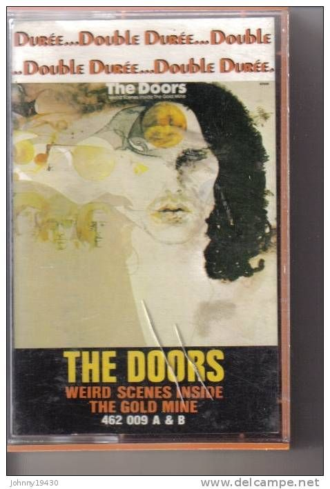The Doors Waiting For The Sun Titres : doors, waiting, titres, Audio, DOORS, WEIRD, SCENES, INSIDE, TITRES, Double, Durée