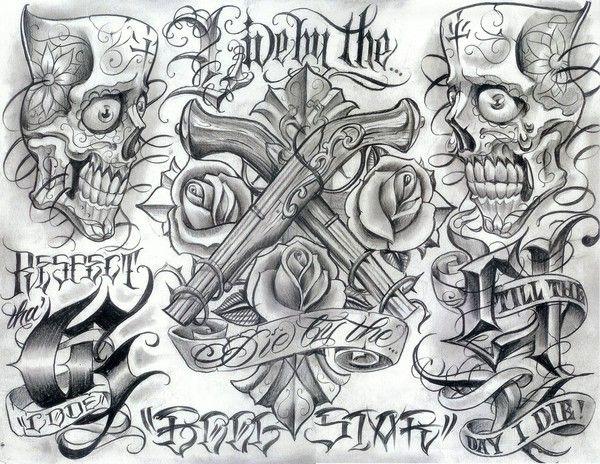 Pin By Chupo Chupomix On Lslands Chicano Art Tattoos Boog Tattoo Art Tattoo