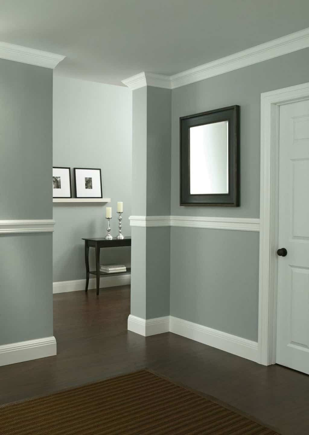 Add Elegance In Your House With Chair Rail Dining Room Paint Colors Wainscoting Styles Dining Room Chair Rail