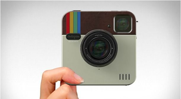 The real Instagram Camera