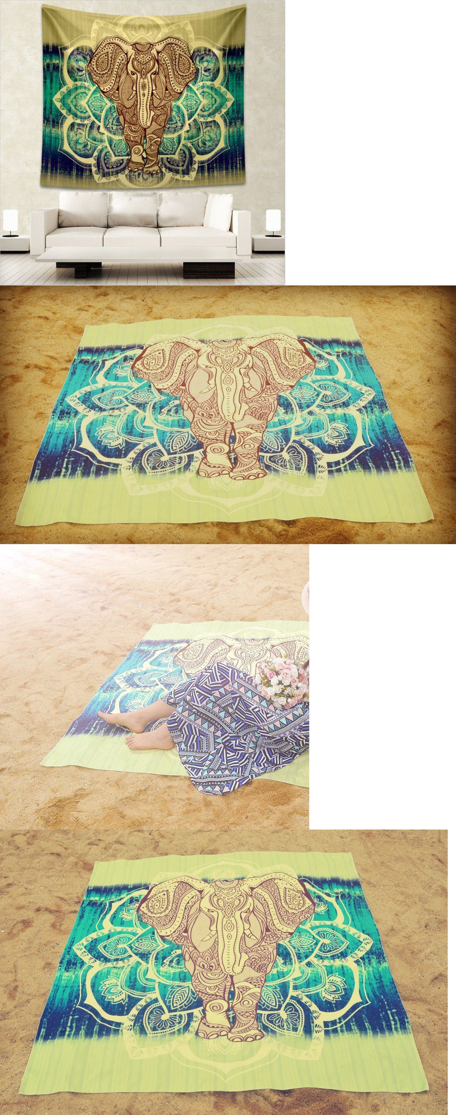 Tapestries 38237: Indian Wall Hanging Hippie Mandala Tapestry ...