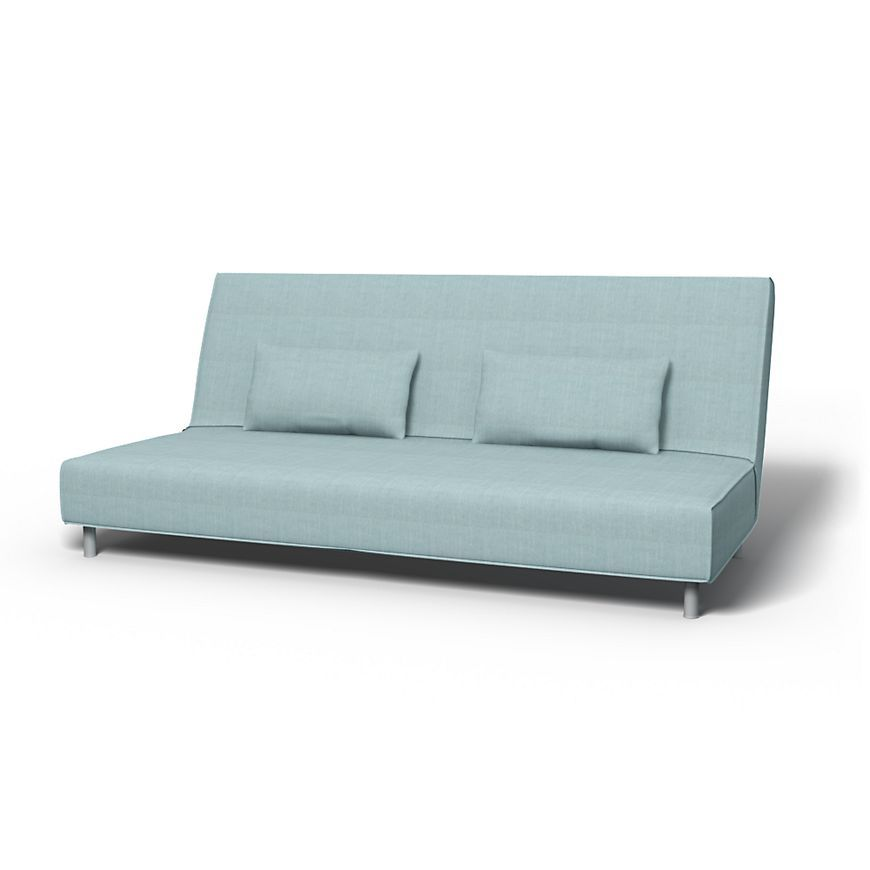Beddinge Sofa Covers Sofa Bed Regular Fit Using The Fabric Brera Lino Duck Egg Sofa Sofa Bed 3 Seater Sofa Bed