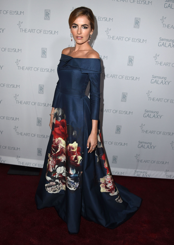 6756fdd3f Los vestidos de noche de Carolina Herrera fueron las estrellas en The Art  of Elysium