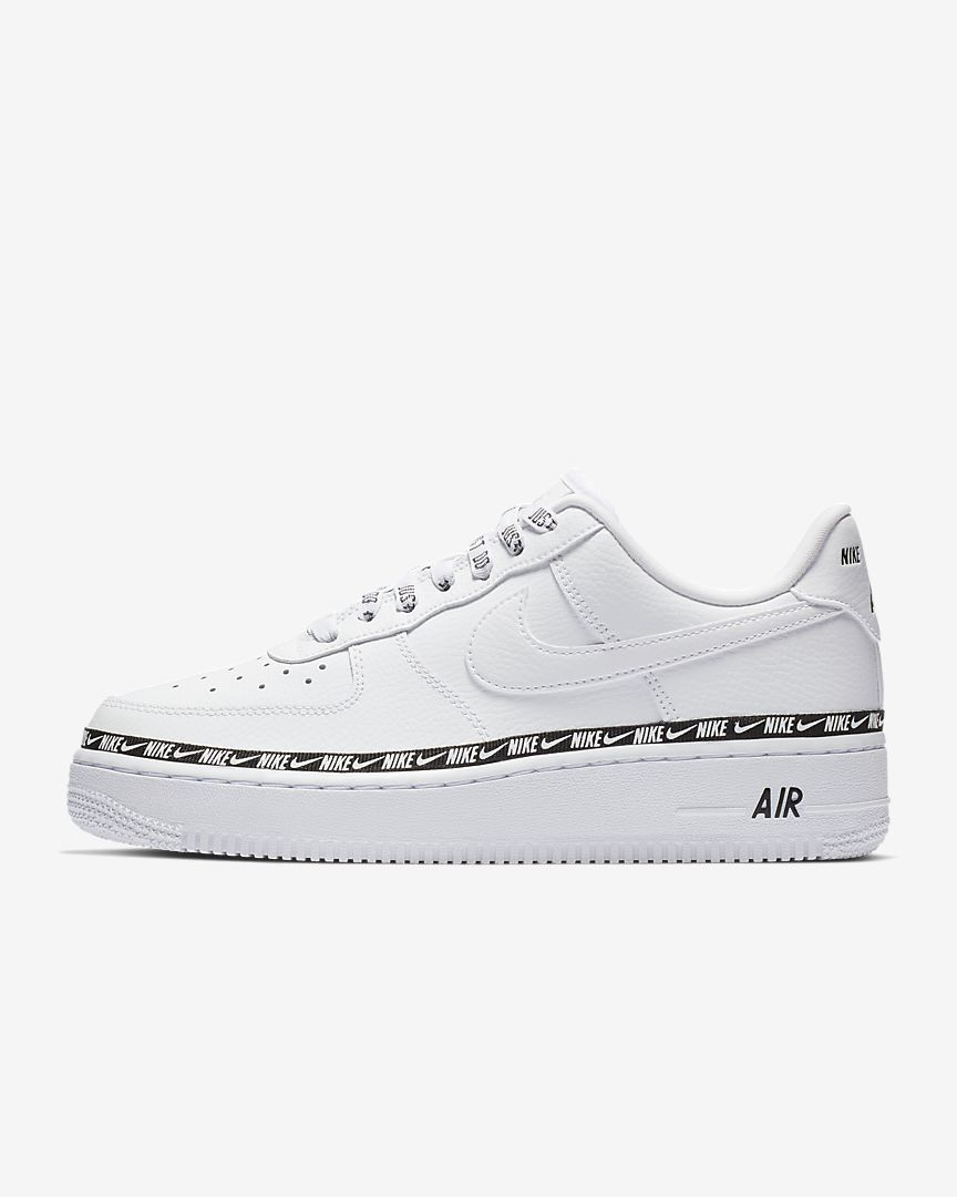 100% authentic 7caa2 2085a Nike Air Force 1  07 SE Premium Overbranded Women s Shoe